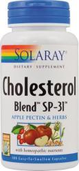 SOLARAY Cholesterol Blend - 100 comprimate