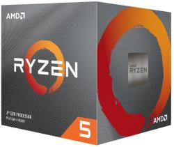 AMD Ryzen 5 3600X Hexa-Core 3.8GHz AM4 Processzor