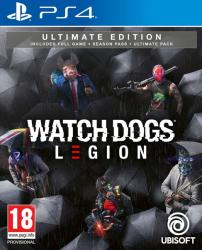 Ubisoft Watch Dogs Legion [Ultimate Edition] (PS4)