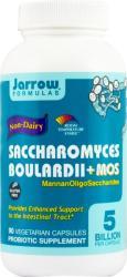 Jarrow Formulas Saccharomyces Boulardii + MOS - 90 comprimate