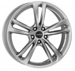 Mak Nurburg Silver CB76 5/114.3 19x8 ET50