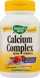 Nature's Way Calcium Complex - 100 comprimate