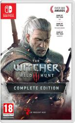 CD PROJEKT The Witcher III Wild Hunt [Complete Edition] (Switch)