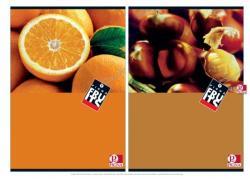 Pigna Fruits füzet A5 32 lap kockás
