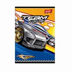 UNIPAP Hot Wheels füzet A5 32 lapos 2 osztályos vonalas UN0994V2