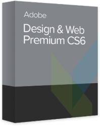 Adobe Creative Suite CS6 Design Web Premium EU 65177296
