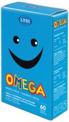 Lysi Omega-3 masticabile Lysi