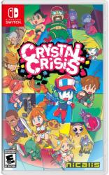 Nicalis Crystal Crisis [Limited Edition] (Switch)