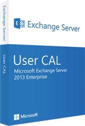 Microsoft Exchange Server 2013 Enterprise User CAL PGI-00432