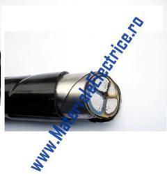 Cavi Cablu din aluminiu armat 4x35 mmp AC2XABY-F 4x35 - Unifilar (ACYABY (F) 4x35)