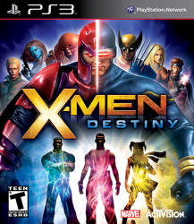 Activision X-Men Destiny (PS3)