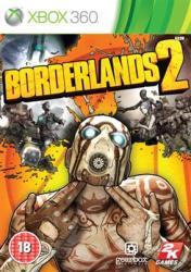 2K Games Borderlands 2 (Xbox 360)