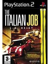 Eidos Italian Job L.A. Heist (PS2)