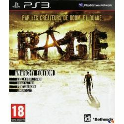 Bethesda Rage [Anarchy Edition] (PS3)