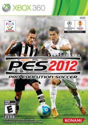 Konami PES 2012 Pro Evolution Soccer (Xbox 360)