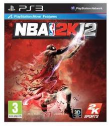 2K Games NBA 2K12 (PS3)