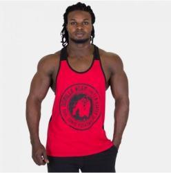 Gorilla Wear - Roswell Tank Top Piros/fekete Férfi Trikó