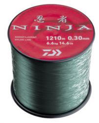 DAIWA Монофилно Влакно Daiwa NINJA X MONO - светло зелено (12991-0xx)