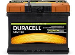 Duracell Starter 62Ah 510A