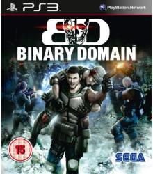 SEGA Binary Domain (PS3)