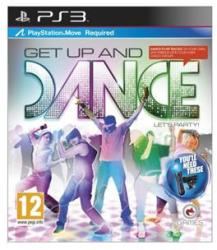 O-Games Get Up And Dance (PS3)