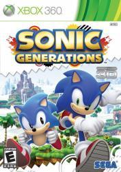 SEGA Sonic Generations (Xbox 360)
