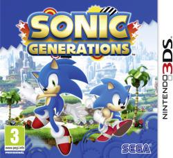 SEGA Sonic Generations (3DS)