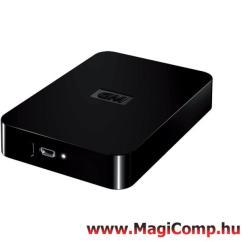 Western Digital Elements SE 500GB WDBPCK5000ABK-EESN