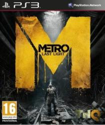 THQ Metro Last Light (PS3)