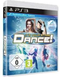 DTP Entertainment Dance! It's Your Stage (PS3)