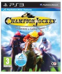 Koei Champion Jockey G1 Jockey & Gallop Racer (PS3)