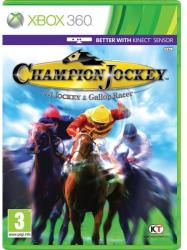 Koei Champion Jockey G1 Jockey & Gallop Racer (Xbox 360)