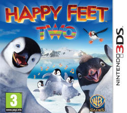 Warner Bros. Interactive Happy Feet Two (3DS)