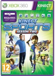 Microsoft Kinect Sports Season Two (Xbox 360)