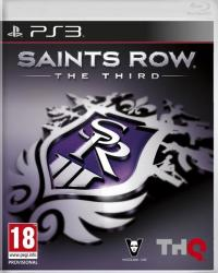 THQ Saints Row The Third (PS3)
