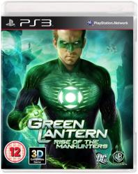 Warner Bros. Interactive Green Lantern Rise of the Manhunters (PS3)