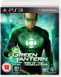 Warner Bros. Interactive Green Lantern Rise of the Manhunters (PS3)
