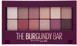 Maybelline The Burgundy Bar Palette 9, 6 g