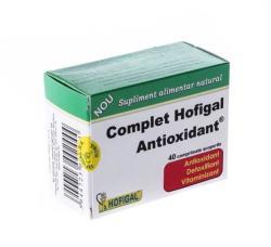 Hofigal Complet Antioxidant - 40 comprimate