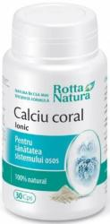 Rotta Natura Calciu Coral Ionic - 30 comprimate