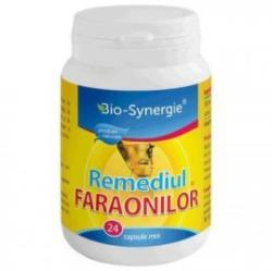 Bio-Synergie Remediul Faraonilor 700mg - 24 comprimate