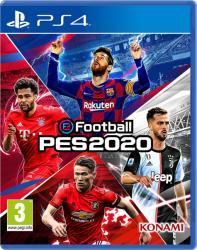 Konami eFootball PES 2020 Pro Evolution Soccer (PS4)
