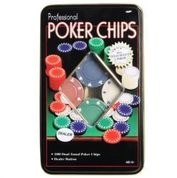 Set Poker Texas 100 Jetoane