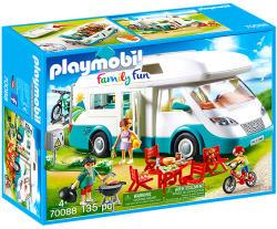 Playmobil Rulotă de camping (70088)