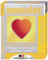 Masculan Prezervative cu Striatii si Noduli Masculan