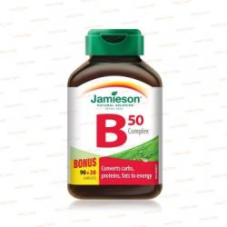 Jamieson B Complex 50mg, 30 cpr 30 cpr