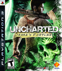 Sony Uncharted Drake's Fortune (PS3)