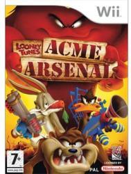 Warner Bros. Interactive Looney Tunes Acme Arsenal (Wii)