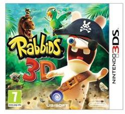 Ubisoft Rabbids Travel in Time (3DS)