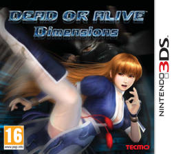 Tecmo Dead or Alive Dimensions (3DS)